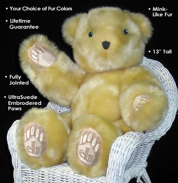 classic teddy bears from elizabears teddy bears